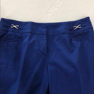 Capri dress pants NY and Co